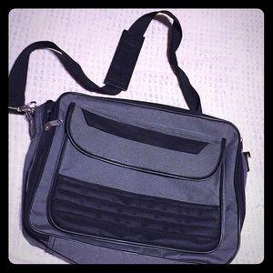Other - Black messenger bag